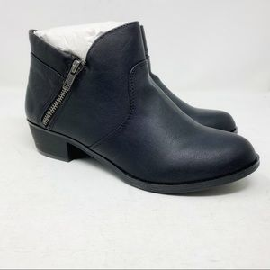 New American Rag Abby Zipper Ankle Boot Size 8.5W